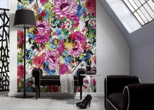 fototapet-floral-flori-pop-romantice-8367644