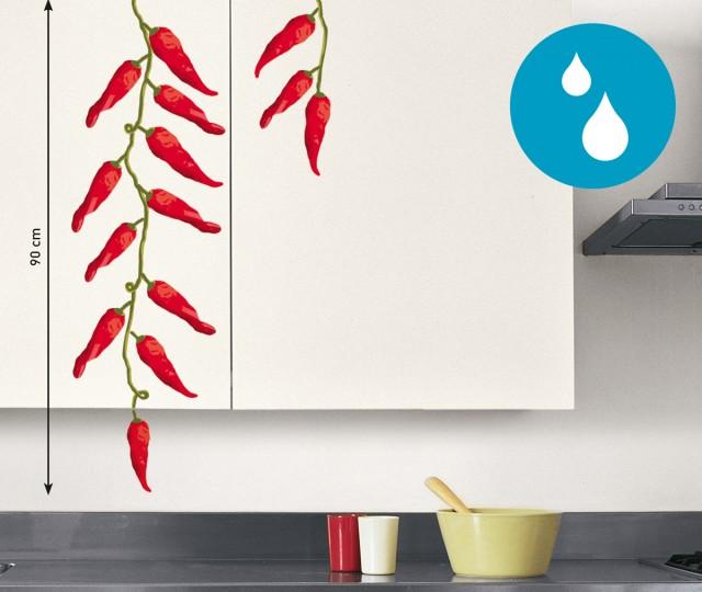 Sticker bucătărie decorativ