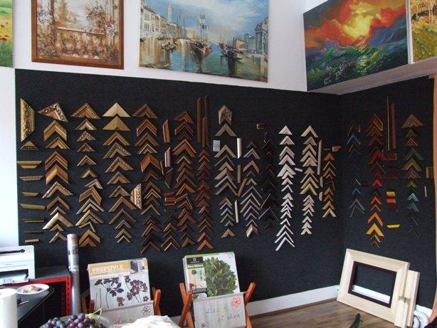 Atelier inramari Baia Mare Arbex Art Decor