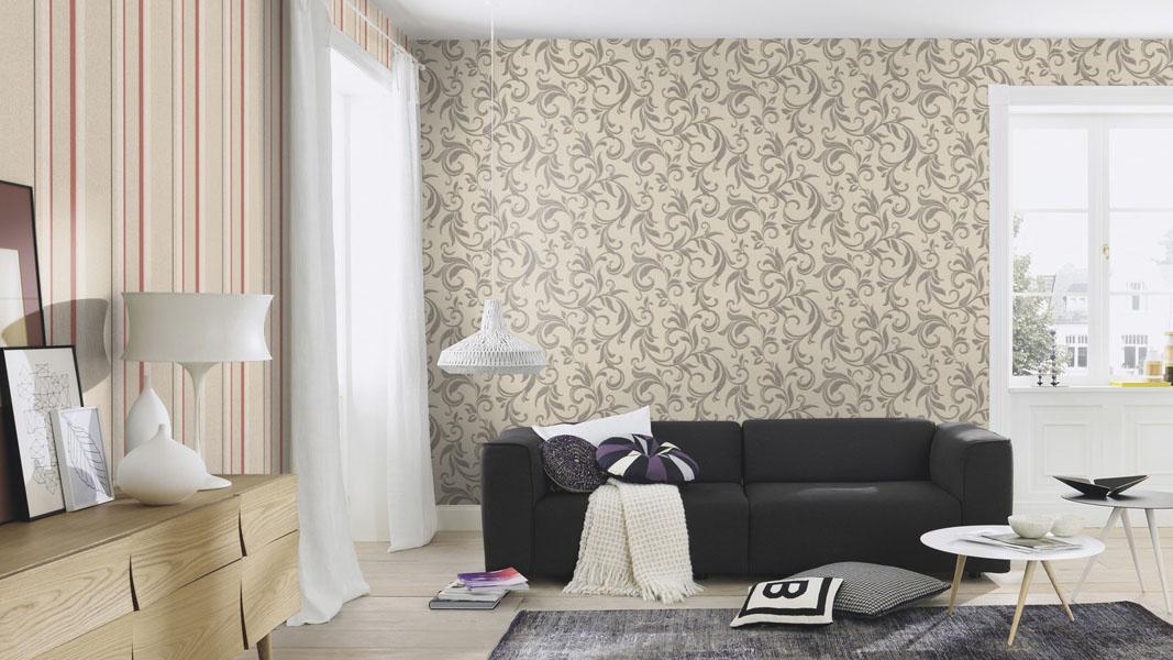 Modele de tapet superlavabil pentru dormitor sau living